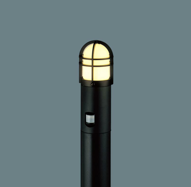 パナソニック埋込式 LED(電球色) エントランスライト �雨型・FreePaお出迎え・�るさセンサ�・点灯省エネ型 地上�1000mm 白熱電球40形1灯器具相当 ランプ�き