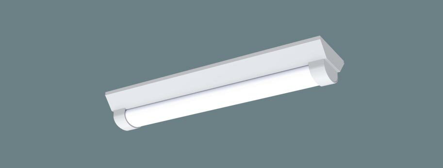パナソニック天井直�型 20形 一体型LEDベースライト �湿型・�雨型 Dスタイル 富士型 直管形蛍光灯FL20形2灯器具相当 FL20形・1600 lm