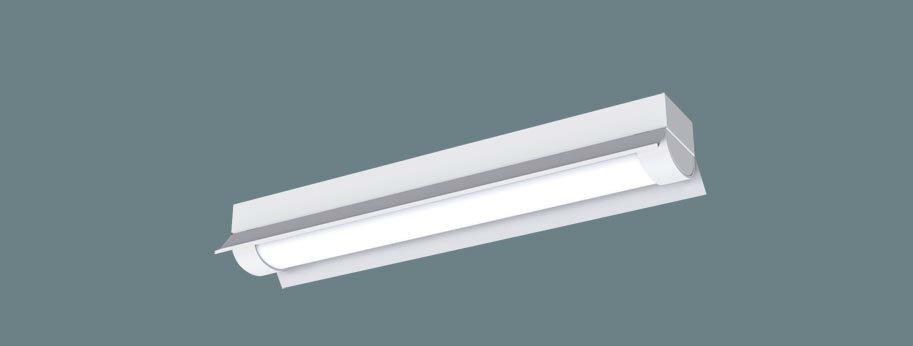 パナソニック天井直�型 20形 一体型LEDベースライト �湿型・�雨型 反射笠�型 直管形蛍光灯FL20形2灯器具相当 FL20形・1600 lm