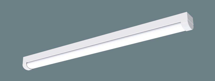 パナソニック天井直�型 40形 一体型LEDベースライト �湿型・�雨型 iスタイル ストレートタイプ 笠なし型 Hf蛍光灯32形�出力型2灯器具相当 Hf32形�出力型・6900 lm