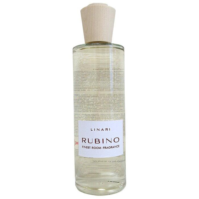 リナーリ LINARI リードディフューザー [19] ルビーノ RUBINO 500ml (ナチュラルスティック) あす楽 対応