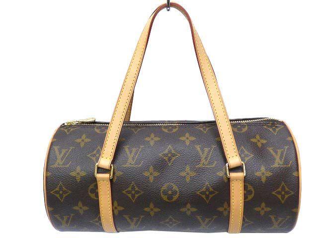 新品同様【中古】 ルイ・ヴィトン(Louis Vuitton) モノグラム パピヨン26 ハンドバッグ 6C0401EE5 M51386