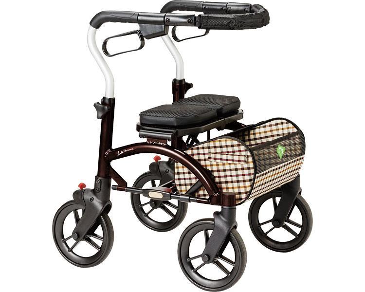 エボリューションウォーカーXPミニ  竹虎ヒューマンケア 歩行器 シルバーカー(介護用品 歩行器 介護 高齢者 歩行器 シルバー)
