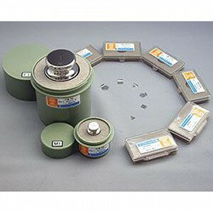 村上衡器 OIML型標準分銅(JISマーク付分銅)+JCSS質量校正 M1級+ランク5 5kg