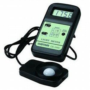 CUSTOM カスタム デジタル照度計 LX-1000