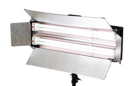 ライトグラフィカ オスラム55W×2撮影照明調光付