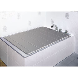 【送料無料】風呂蓋 風呂ふた 銀イオン 75cm×139cm