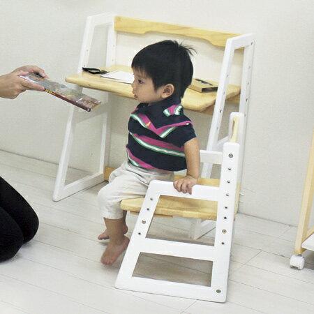 デスクセット 机 椅子 キッズ用 グロウザー 天然木 ( 送料無料 学習机 木製 子供家具 子ども 高さ調節 イス いす チェアー お絵かきデスク プレゼント )