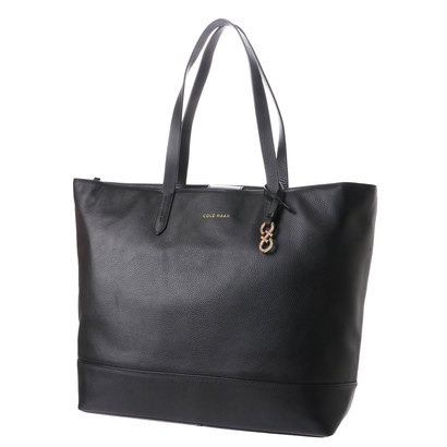 【アウトレット】コール ハーン COLE HAAN PALERMO WORK TOTE (BLACK INT)