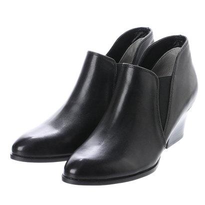 【アウトレット】サヴァサヴァ cava cava ショートブーツ (ブラック)