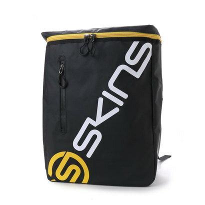 スキンズ SKINS ユニセックス デイパック バックパック SRY7700 (ブラック)