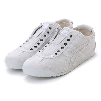 オニツカタイガー Onitsuka Tiger atmos MEXICO 66 SLIP-ON (WHITE)