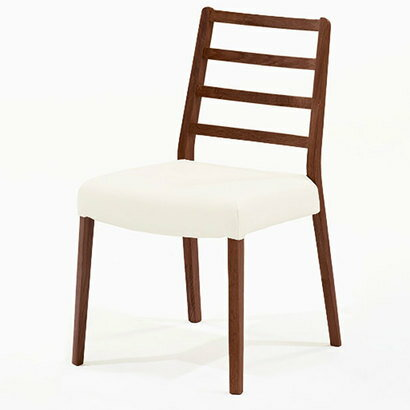 [エントリー&楽天カード利用でポイント最大15倍!]12月16日19:59までIDC OTSUKA/大塚家具 椅子 シネマ Aタイプ レッドオーク材/DDB色 PVCアイボリー (ダークブラウン)