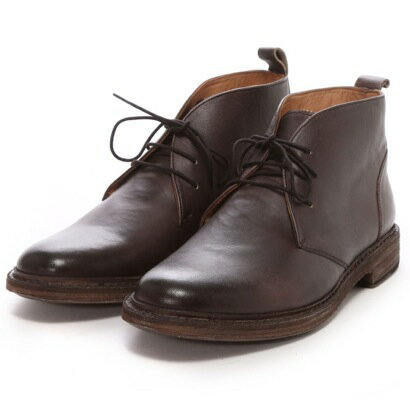[エントリー&楽天カード利用でポイント最大15倍!]12月16日19:59までロンドンシューメイク London Shoe Make グッドイヤーウエルトオールレザーハンドメイドレースアップブーツ(アンティークダークブラウン)