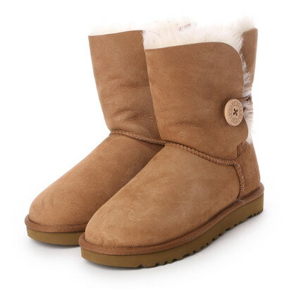 アグ UGG Bailey Button II (Chestnut)