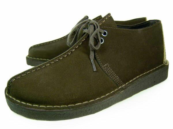 クラークス デザートトレック ブラウン スエード US規格 ( CLARKS DESERT TREK 36445 BROWN SUEDE US ) くらーくす メンズ(男性用) 靴 ブーツ シューズ ブランド 本革 送料無料