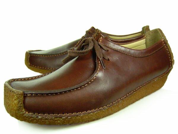 CLARKS NATALIE 20319012 CHESTNUT LEATHER UK規格 クラークス ナタリー チェスナットレザー メンズ クラークス ナタリー クラークス 靴 ブーツ クラークス 本革 シューズ チェスナット 茶色 レザー 送料無料
