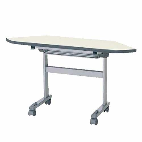 【期間限定!全品ポイント5倍~】 フォールディングテーブル STA-45S コーナー用 机 LOOKIT オフィス家具 インテリア