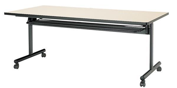 【期間限定!全品ポイント5倍~】 フォールディングテーブル KTN-1875IG 奥行750mm ルキット オフィス家具 インテリア