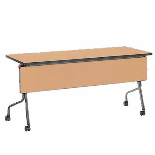 【期間限定!全品ポイント5倍~】 フォールディングテーブル SR-1545P 1500mm 150cm ルキット オフィス家具 インテリア