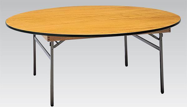 【期間限定!全品ポイント5倍~】 レセプションテーブル SXT-1800R 丸型 円テーブル ルキット オフィス家具 インテリア
