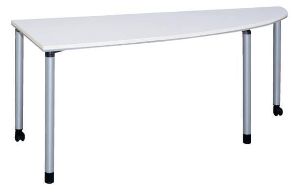 【期間限定!全品ポイント5倍~】 会議テーブル ET-1875RR デザイナー つくえ 事務所
