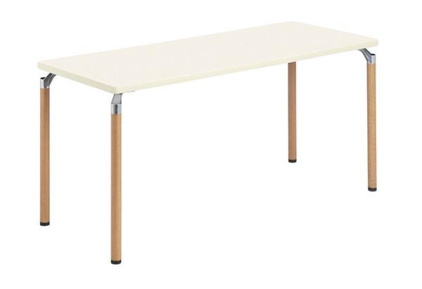 【期間限定!全品ポイント5倍~】 ダイニングテーブル YQ-1575KM 打ち合わせ 休憩室 ルキット オフィス家具 インテリア