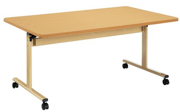 フォールディングテーブル TR-2175EB ランチ 病院 LOOKIT オフィス家具 インテリア