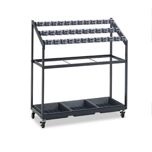 傘立 36本収納 カードロック式 人気 UB-270-036-0 ルキット オフィス家具 インテリア