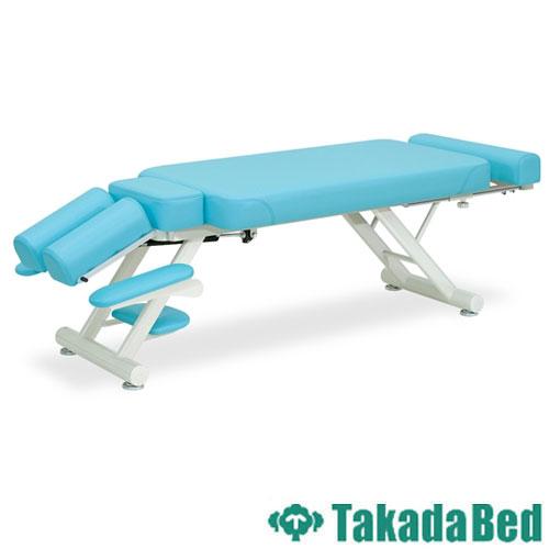 品質保証書 アプローチベッド TB-956 診察室 施術台 医療用 送料無料