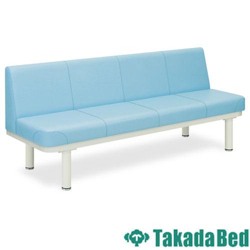 ロビーチェア TB-590-02 長椅子 ソファ ベンチ 送料無料 ルキット オフィス家具 インテリア