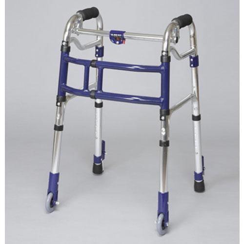 【期間限定!全品ポイント5倍~】 歩行器 歩行補助車 シルバーカー 杖 歩行車 M-0193S