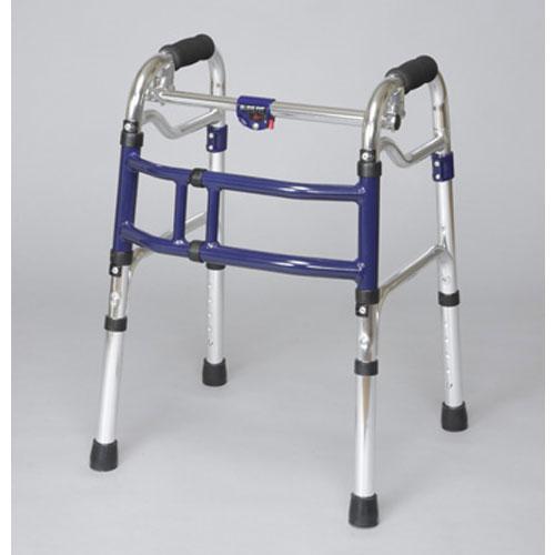 【期間限定!全品ポイント5倍~】 歩行器 スライドフィット 歩行器 歩行車 M-0188