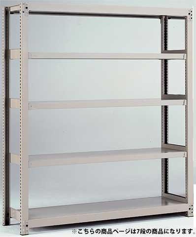 中量ラック 3MH-8390-7 物品ラック 収納ラック 棚 ルキット オフィス家具 インテリア