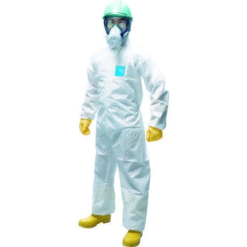 シゲマツ 使い捨て化学防護服(10着入り) L [MG1500-L]  MG1500L 販売単位:1  送料無料