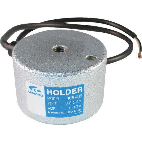 カネテック 薄形電磁ホルダー [KE-4E]  KE4E 販売単位:1  送料無料