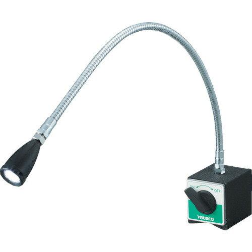 TRUSCO トラスコ中山 LEDフレキシブルライト 全高591mm [TML-500-1]  TML5001 1台販売  送料無料