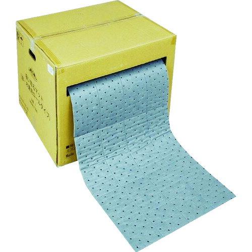 MISM 吸い取る油・水兼用ロールマット [309050001]  309050001 販売単位:1  送料無料
