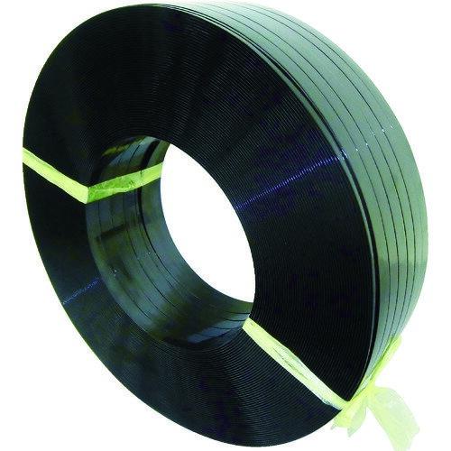 積水 ポリエステルバンド1604×1400M-黒 [PET1604M]  PET1604M 販売単位:1  送料無料