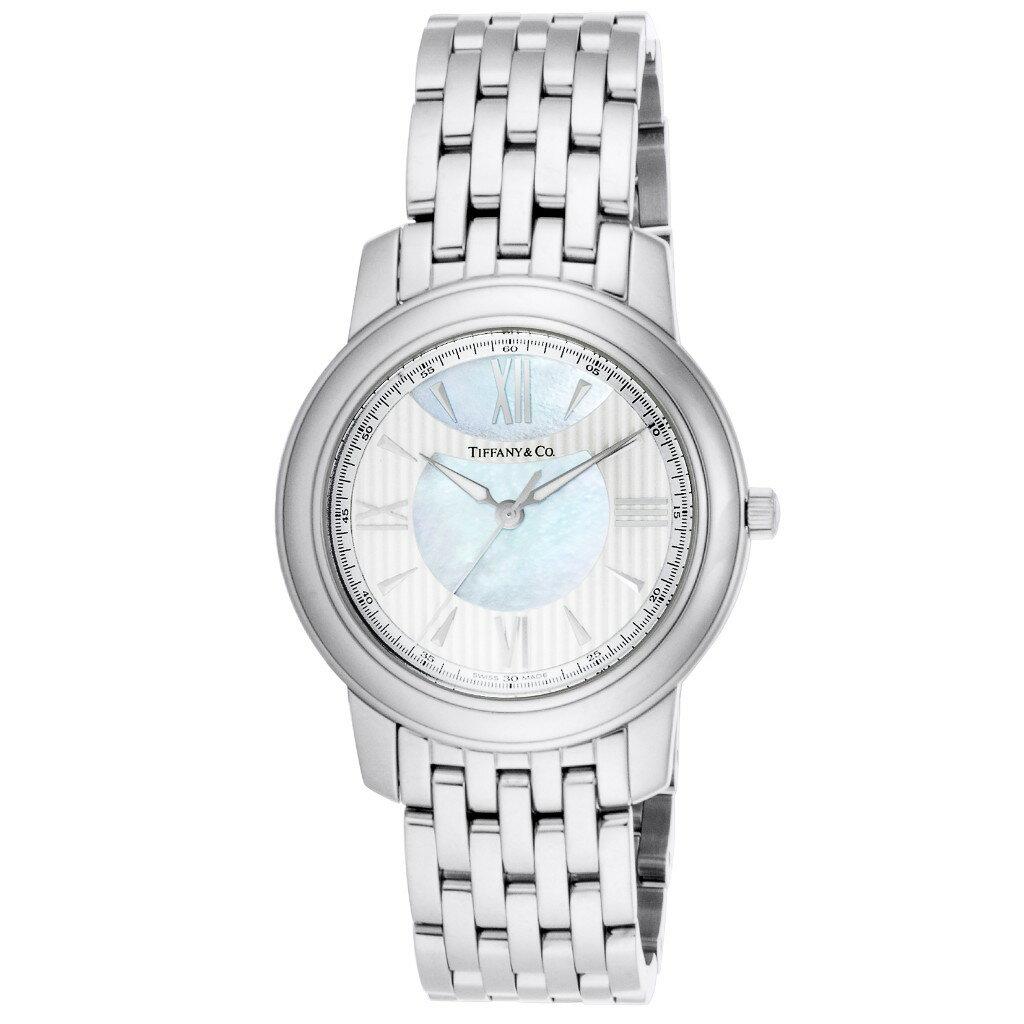 ティファニー 腕時計 Tiffany&Co. マーク Z0046.17.10A91A00A