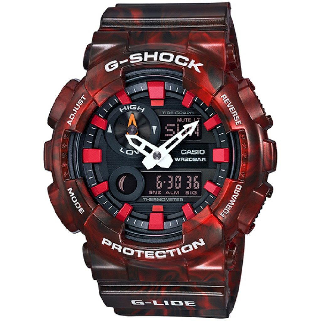 【スマホからエントリーでポイント10倍 9/16 10:00~9/23 9:59まで】CASIO カシオ GAX-100MB-4AJF G-SHOCK ジーショック メンズ