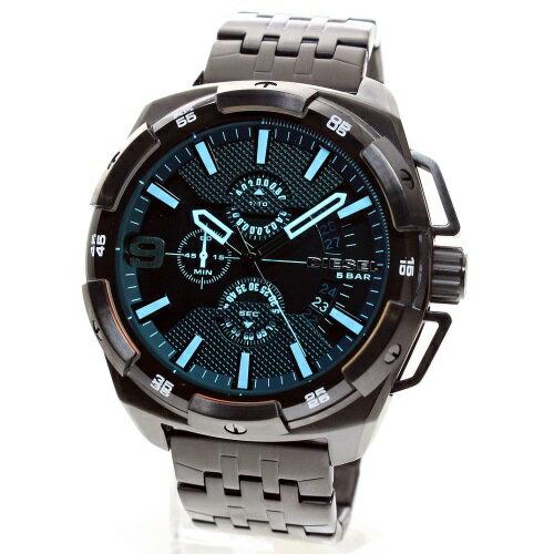 ディーゼル DIESEL 腕時計 メンズ ヘビーウェイト DZ4395 ブラック 【diec】