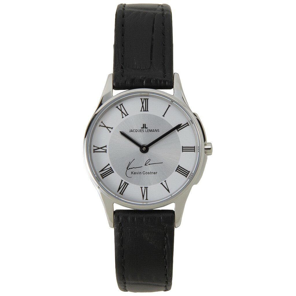 【スマホからエントリーでポイント10倍 9/23 9:59まで】JACQUES LEMANS ジャックルマン 腕時計 レディース ケビンコスナー モデル JAL11-1778D-1