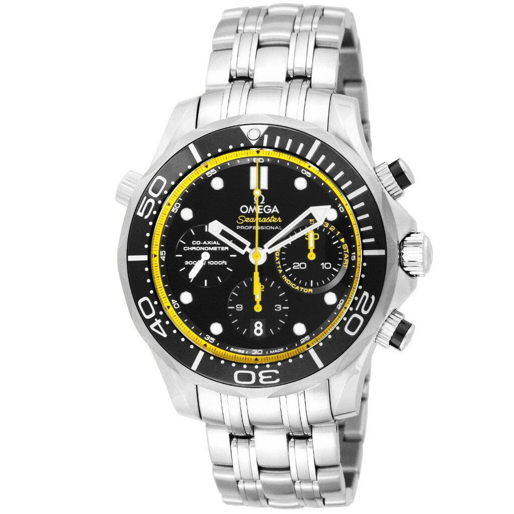 オメガ OMEGA 腕時計 メンズ シーマスター 300 コーアクシャル 212.30.44.50.01.002