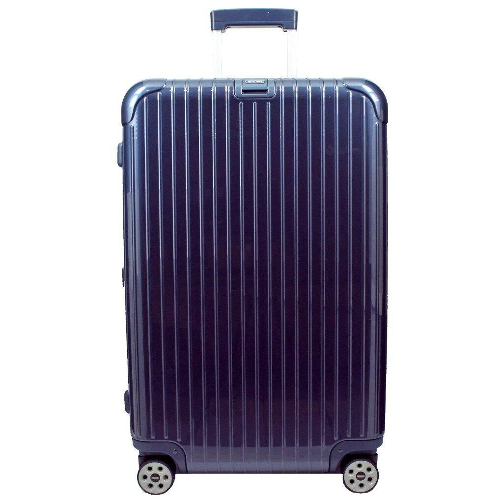 RIMOWA リモワ サルサ デラックス スーツケース 831.70.12.5 ヨッティングブルー 78L 【sarim】【rimoc】