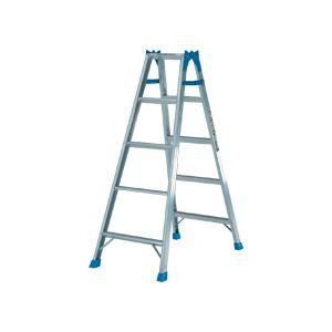 ピカ ステップ幅広 はしご兼用脚立 1390mm KW-150 1台