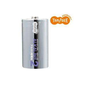 (まとめ)TANOSEE 単2形 アルカリ乾電池 2本入×150パック