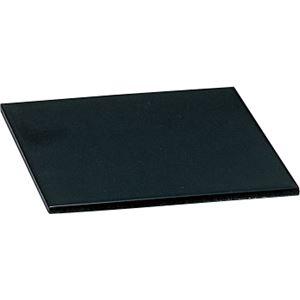 (まとめ)アーテック デザインスクラッチタイル/スクラッチボード 【大】 陶製 147×147mm ブラック(黒) 【×15セット】