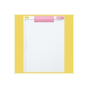 (業務用100セット) ジョインテックス クリップボードA4タテ D136J-PK ピンク
