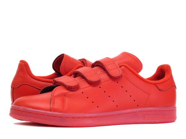 【毎日がお得!値下げプライス】adidas Stan Smith CF 【adidas Originals】【メンズ】【レディース】 アディダス スタンスミス CF RED/RED